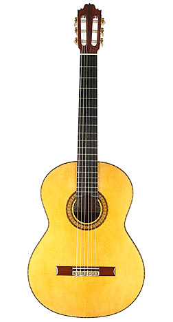 Classical Guitar oribe 97 suprema