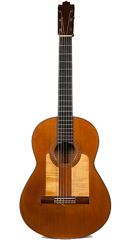 Flamenco Guitar 1978Barba-Front.jpg