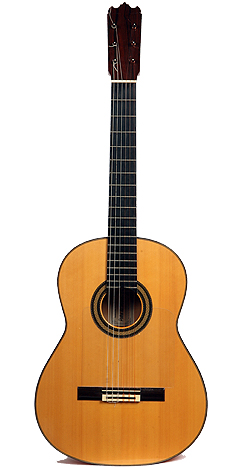 Flamenco Guitar 1999-PedroDeMiguel-front.jpg