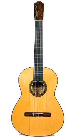 Flamenco Guitar 2004-AaronGreenFlamenco-front.jpg
