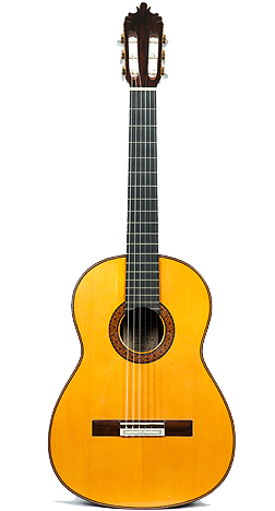 Flamenco Guitar 2005 Bellido