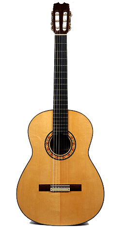 Flamenco Guitar 2006Conde