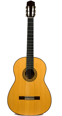Flamenco Guitar 63DeLaChica
