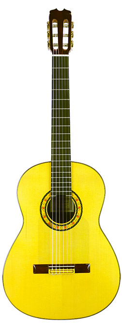 Flamenco Guitar Conde-Negra-2004-small-front2.jpg