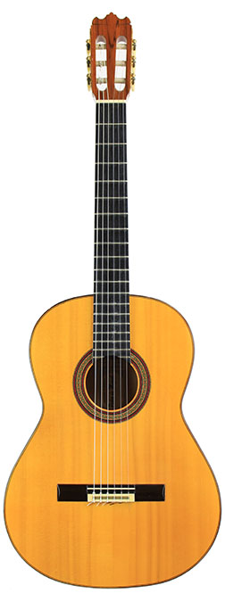Flamenco Guitar De-Miguel-2005-small-front.jpg