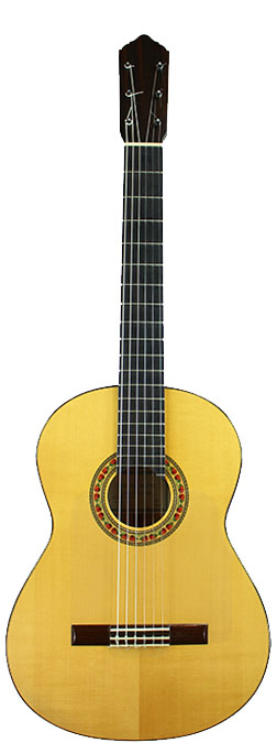 Flamenco Guitar DeVoe-1993-small-front2.jpg