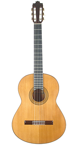 Flamenco Guitar barba 1970