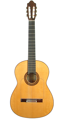 Flamenco Guitar bellido 88