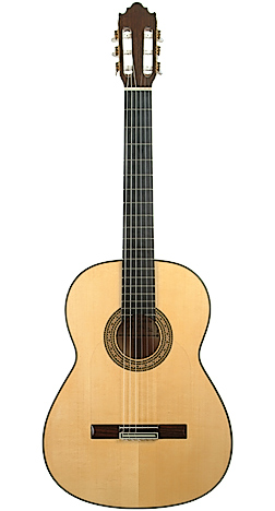 Flamenco Guitar carillo 02 fla