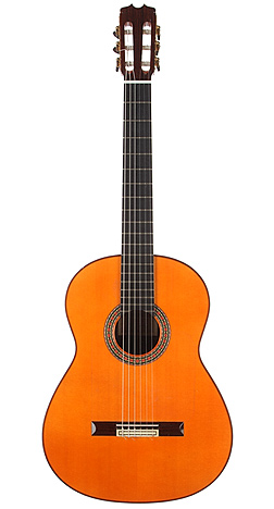Flamenco Guitar conde 01