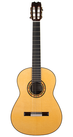 Flamenco Guitar conde 04