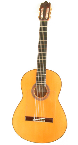 Flamenco Guitar dominguez 2002