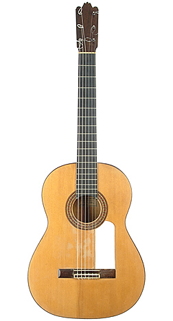Flamenco Guitar esteso 1950