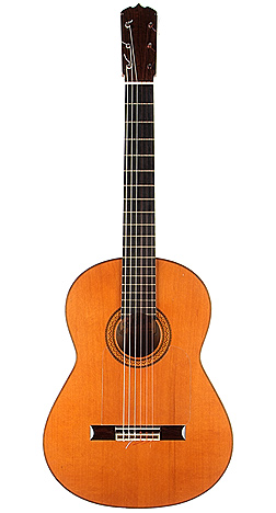 Flamenco Guitar ramirez fla 65