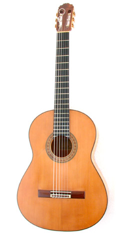 Flamenco Guitar reyes 1980