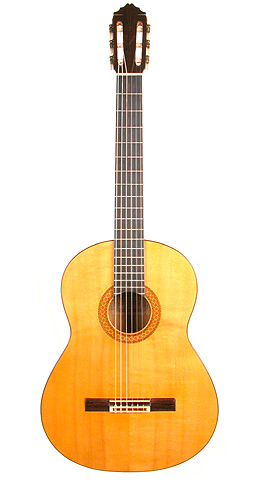 Flamenco Guitar reyes 65
