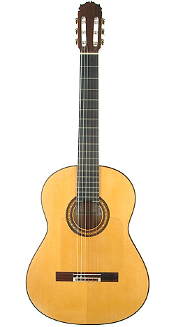 Flamenco Guitar reyes 88